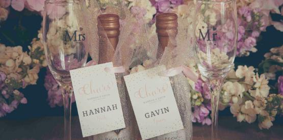 wedding favour design