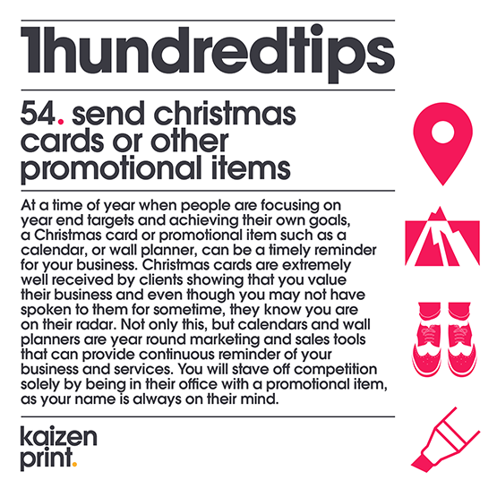send christmas  cards or other  promotional items