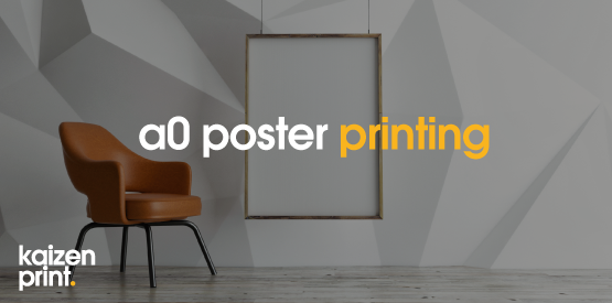 A0 size posters printed