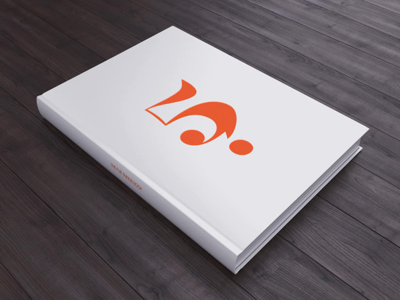 Five Things Booklet Printing