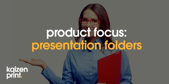 Print presentation folder