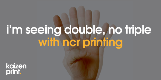 Duplicate and Triplicate book printing