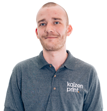 Kaizen Print James
