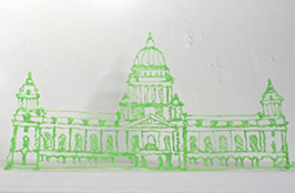 3D Printing Belfast City Hall