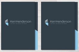 Perfect presentation folders