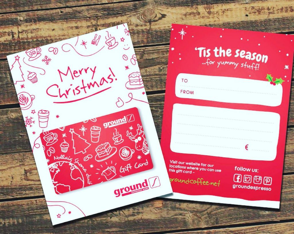 Card Holders Gift Vouchers Kaizen Print Inspire Support