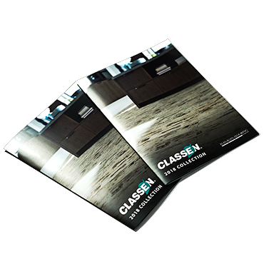 Classen A4 Booklet printing - Gloss Laminated Cover, by Kaizen Print, Belfast
