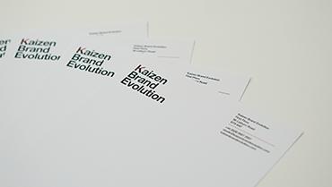 Branding Studio A4 Letterheads