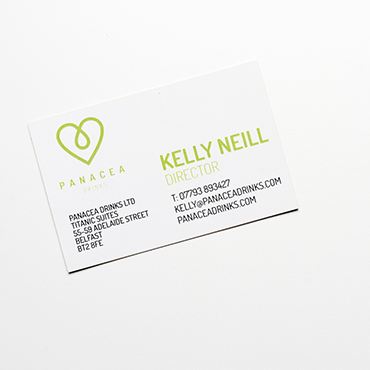 Business card printing kaizen print inspire support panacea business card back reheart Gallery