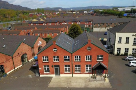 Printer in Belfast - Kaizen Prints' new premises for 2019 and beyond