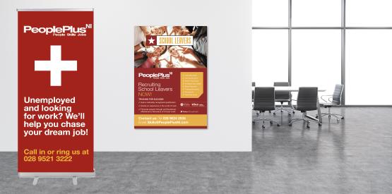 roller banner design