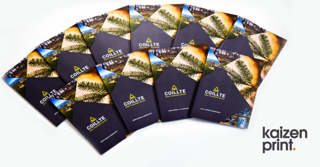 Brochure Printing Belfast
