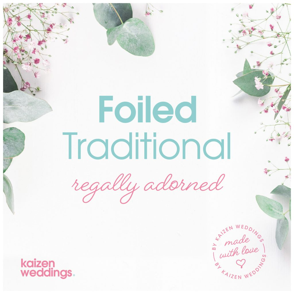 Wedding Packages / Wedding Stationery Design & Printing