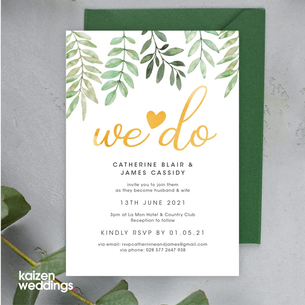 Tips and Ideas For Unique Wedding Invitation Designs | Kaizen Print