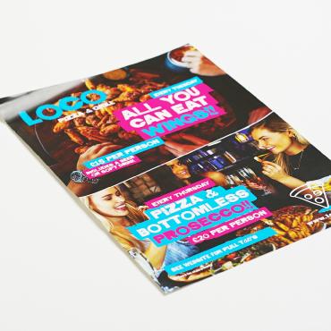 Flyer Printing, Kaizen Print Belfast