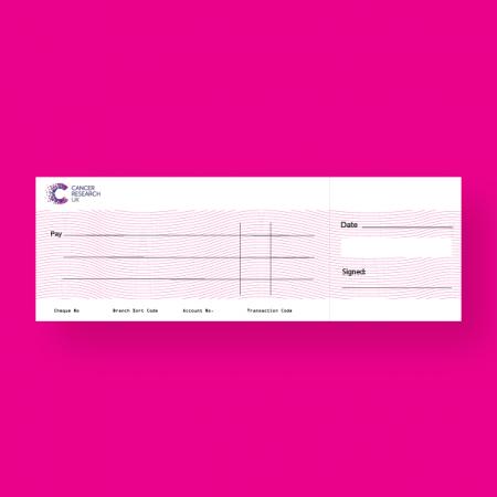 jumbo presentation cheques | Kaizen Print