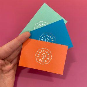 Business cards   Kaizen Print