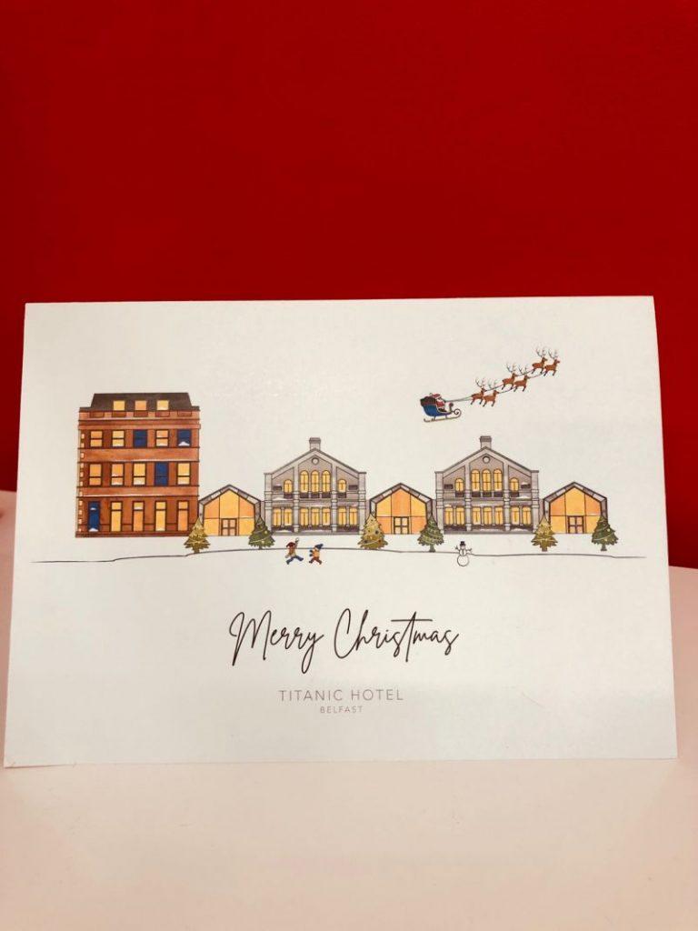 Christmas Card Printing Belfast