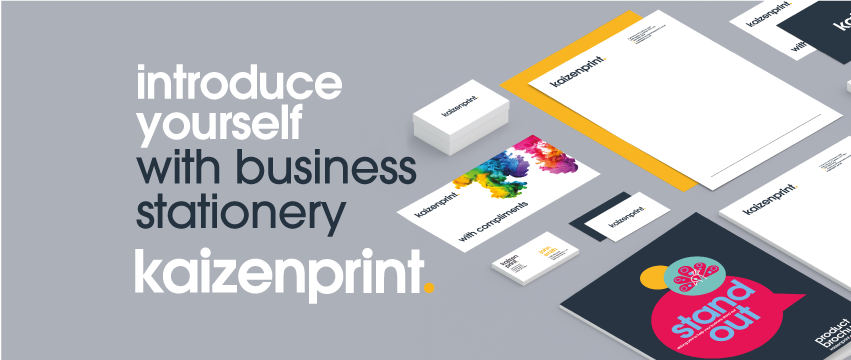 Business Stationery | Kaizen Print