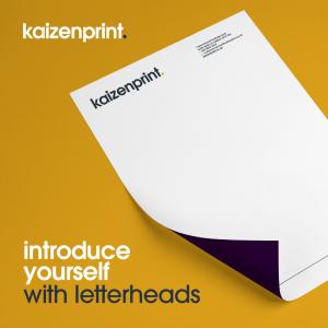 letterheads   kaizen print
