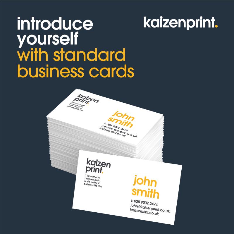 Business Cards | Kaizen Print