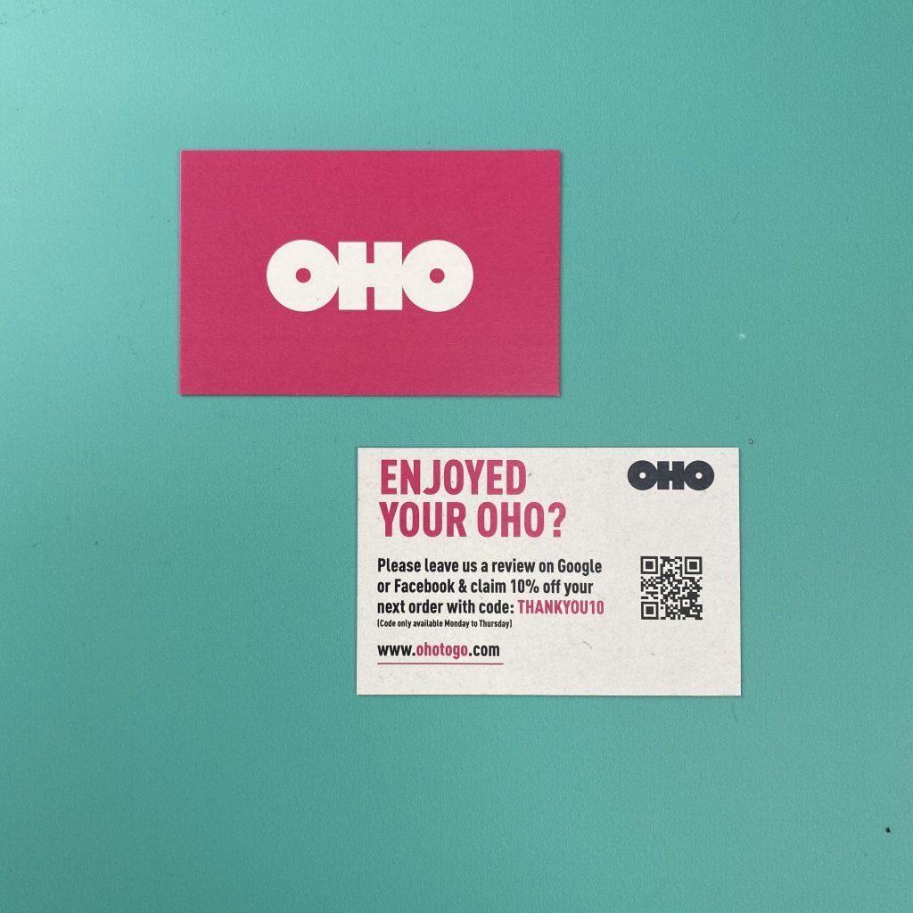 QR Code Business Cards | Kaizen Print