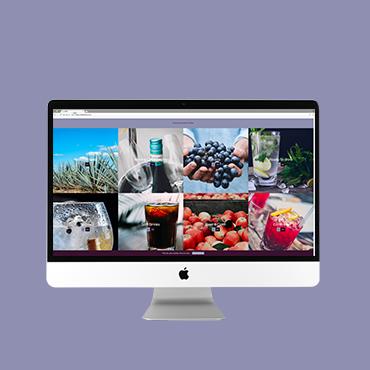 United Wines Web Design