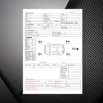 Customer / Vehicle Appraisal Pads