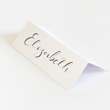 Bespoke Place Card Bespoke Place Card Printing - Wedding Stationery Printing Online - Wedding Stationery