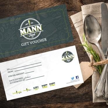 Gift Vouchers For Restaurants  - Online Printing Services
