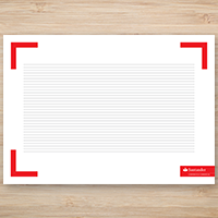 A2 Desk Pad Printing | Deskpad Printing | Personalised Deskpads