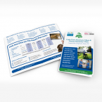 A5 Folded Flyer Printing - Online Printing Services