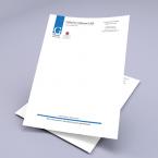 A4 Letterhead Printing | A5 Letterhead Printing