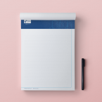 Cheap A4 Notepad Printing Online