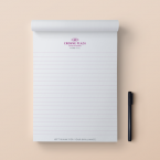 Qualit yA4 Notepad Printing Online