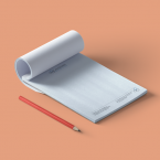 Cheap A5 Notepad Printing Online
