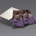 Appointment card printing - Online Printing Services UK