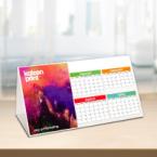 Desktop calendar printing - Tent Calendar Printing - Online Printing Services