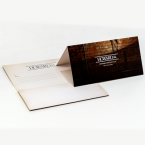 Restaurant Gift Voucher Printing - Online Printing Services UK