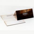 Restaurant Gift Voucher Printing