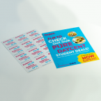Gift Voucher Printer - Digital Print - Online Printing Services UK