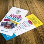 1/3 A4 - DL - Leaflet Printing - Online Printing - Digital Printing