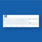 Presentation Cheque - Halifax bank - Jumbo Cheque Presentation Cheque Printing - Online Printing Services UK