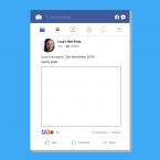 Facebook Selfie Frame Printing Online