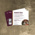 Invitation ticket printing ireland
