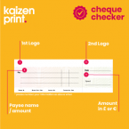 Presentation Cheque Printing - Online Printing Services UK