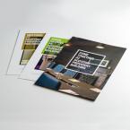 A4 & A5 Presentation Folder Printing
