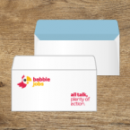 Branded envelope printing ireland