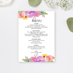 Wedding event menu printing IrelandQuality Event Menu Printing - Online Printing Services