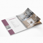 Wire Bound Booklet Printing - Online Printing Services UK